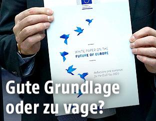 Junckers Grundsatzpapier