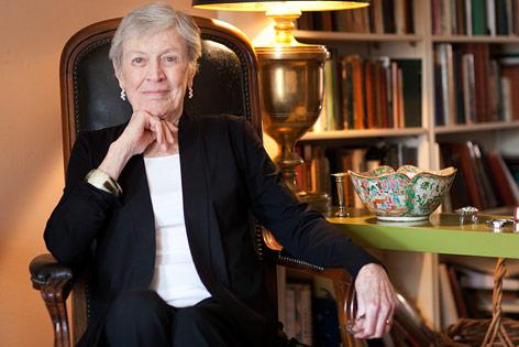 Schriftstellerin Paula Fox