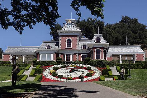 Michael Jacksons Neverland Ranch