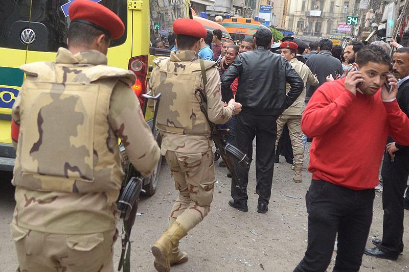 Militär in Alexandria