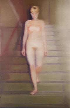 Ema (Akt auf einer Treppe), 1966