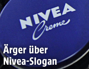 Nivea-Creme-Tegel