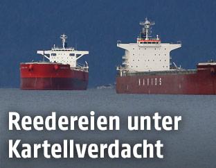 Frachtschiffe