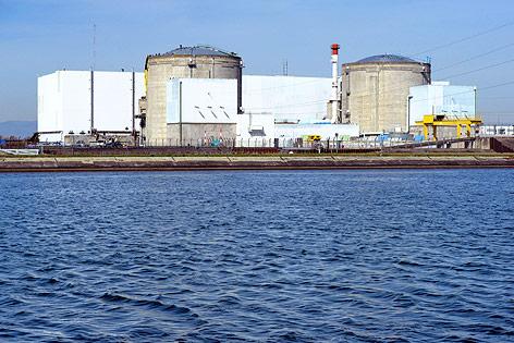 Deutschland: Reaktor von Atomkraftwerk Fessenheim wegen Störung angehalten