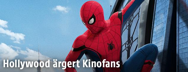 Szene aus Spider-Man: Homecoming