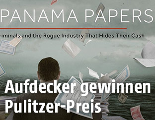 Illustration zu den Panama-Papers