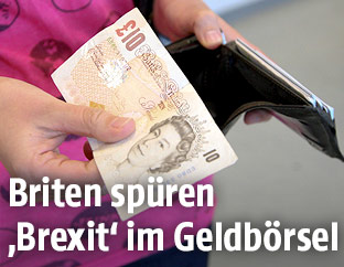 Britischer Pfund