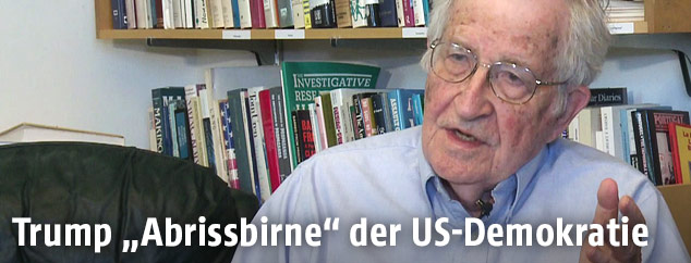 Noam Chomsky im Interview