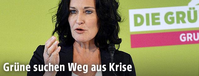Grüne-Bundessprecherin Eva Glawischnig