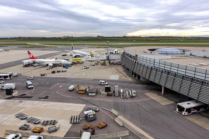 Flughafen Schwechat