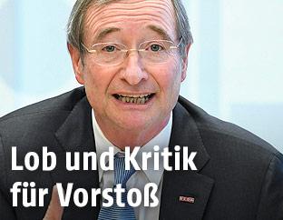 WKÖ- und ÖVP-Wirtschaftsbundpräsident Christoph Leitl