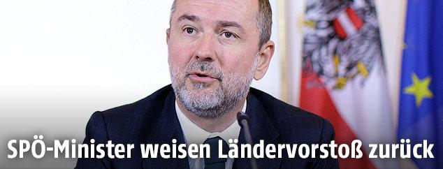 Kanzleramtsminister Thomas Drozda (SPÖ)
