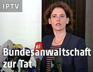 Frauke Köhler (Sprecherin der Bundesanwaltschaft)