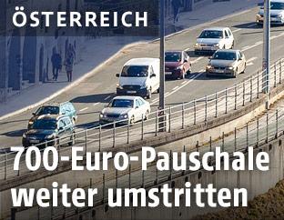 Autos in Salzburg