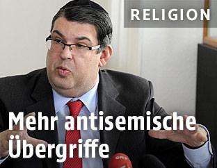 Präsident der Israelitischen Kultusgemeinde, Oskar Deutsch