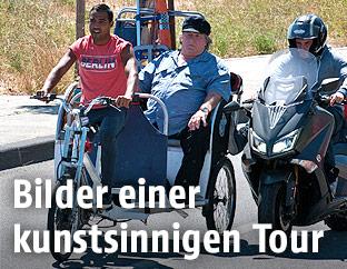 """Szene aus dem Film """"Tour de France"""""""