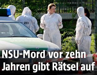 Spurensuche am Tatort 2007
