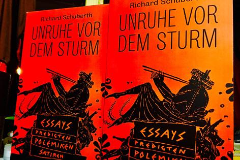 """Cover zu  """"Unruhe vor dem Sturm"""""""