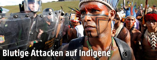 Brasilianische Ureinwohner