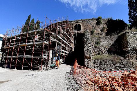 Augustus-Mausuleum in Rom