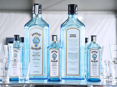 Gin mit fast doppeltem Alkoholgehalt verkauft