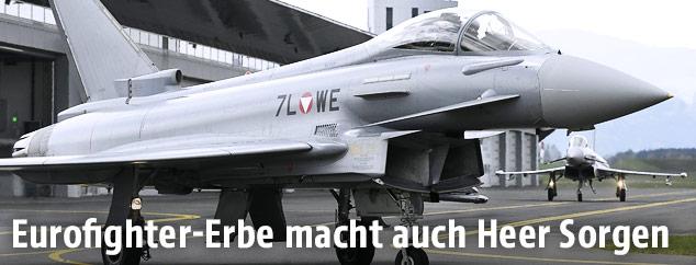 Österreichischer Eurofighter