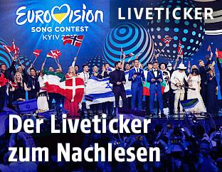 Die Finalisten des Song Contest