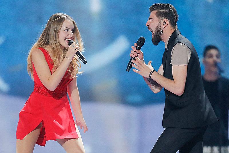 Ilinca und Alex Florea