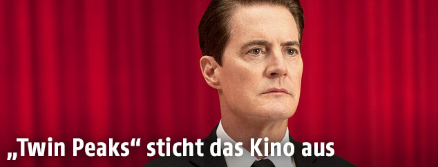 """""""Twin Peaks"""" Hauptdarsteller Kyle Maclachlan"""