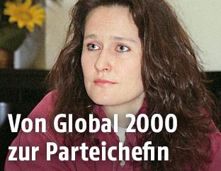 Eva Glawischnig 1994