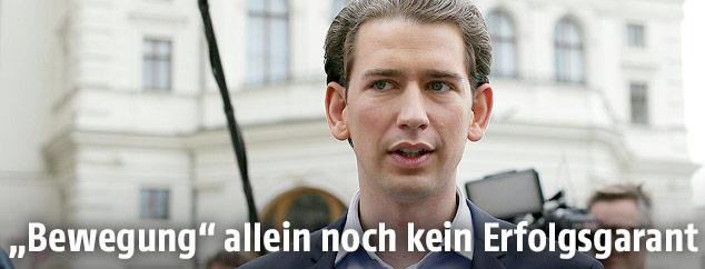 ÖVP-Chef Sebastian Kurz