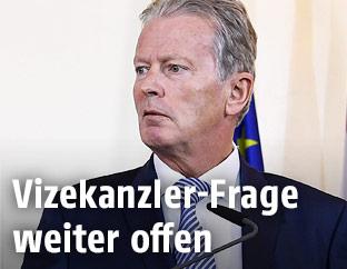 Ex-Vizekanzler Reinhold Mitterlehner