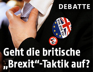 """Brexit""-Button"