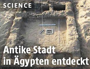 Ausgrabungen in Ägypten