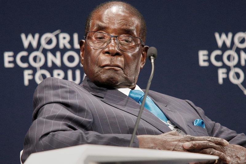 Mugabe am World Economic Forum
