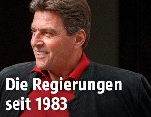 Bundeskanzler Viktor Klima 1999