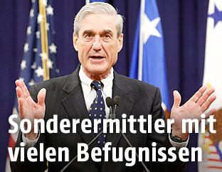 Ex-FBI-Chef und Sonderermittler Robert Mueller