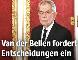 Präsident Van der Bellen