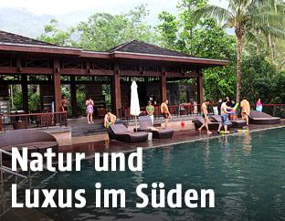 Luxusresort in Südchina