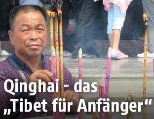 Chinese betet
