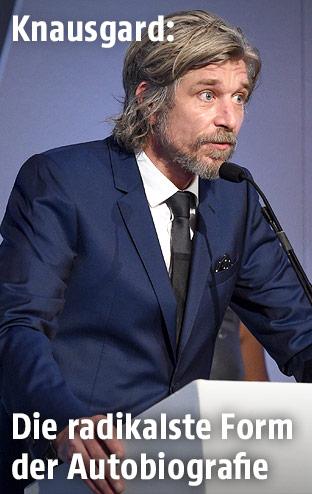 Karl Ove Knausgard