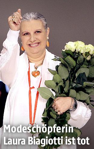 Laura Biagiotti, 2007