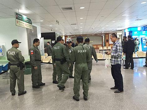 Laut Bericht 24 Verletzte bei Anschlag in Bangkoker Klinik