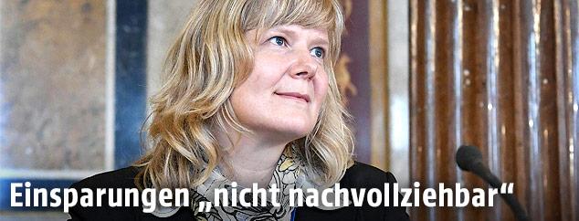 Rechnungshof-Prüferin Birgit Caesar-Stifter