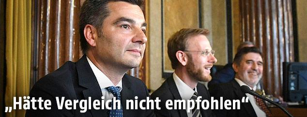 Finanzprokuratur-Chef Wolfgang Peschorn