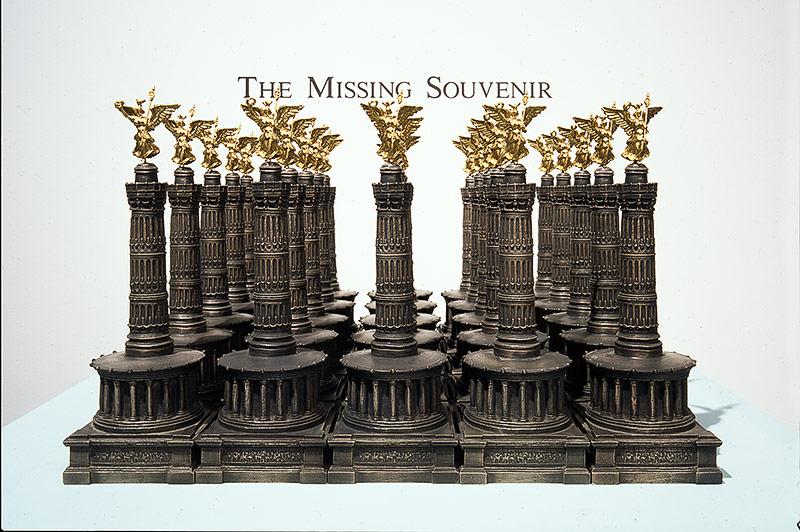 Kunstwerk The Missing Souvenir