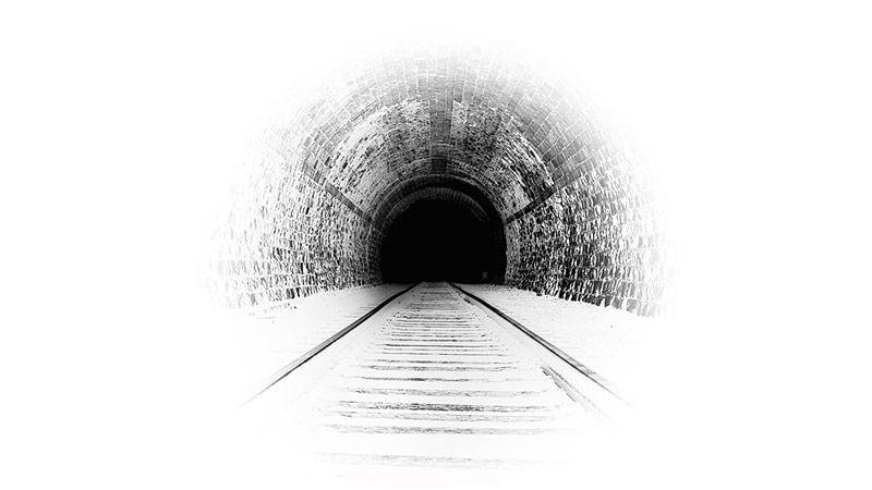 Kunstwerk White Hole