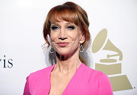 Donald Trump: US-Schauspielerin Kathy Griffin schockiert mit Foto