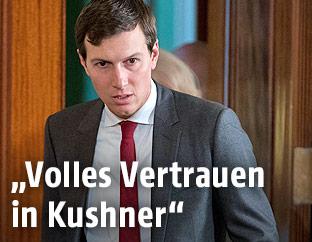 Trump-Schwiegersohn und Berater Jared Kushner