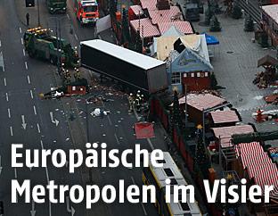 Terroranschlag mit Lkw in Berlin